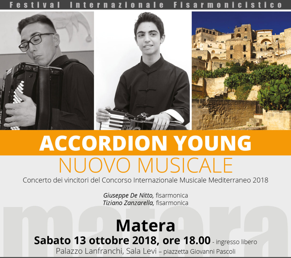 ACCORDION YOUNG – NUOVO MUSICALE