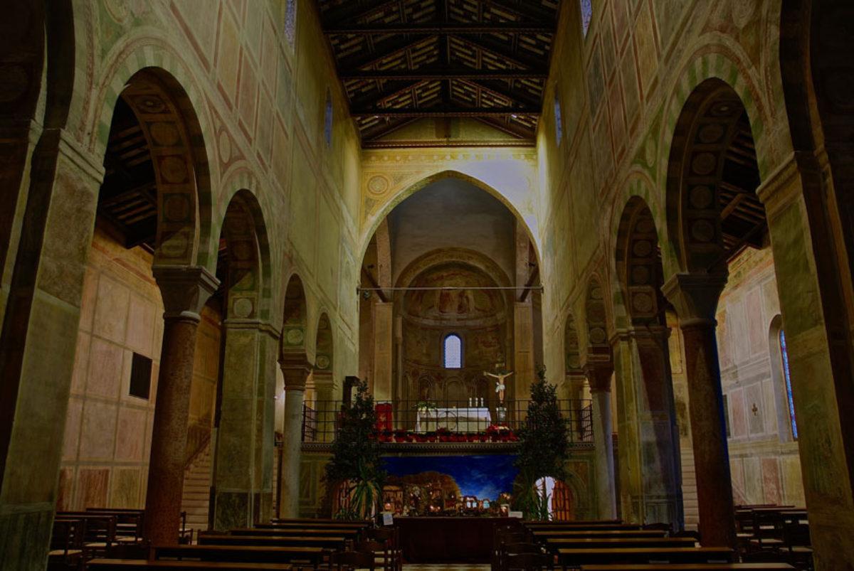Esordio della fisarmonica a Santa Maria in Silvis